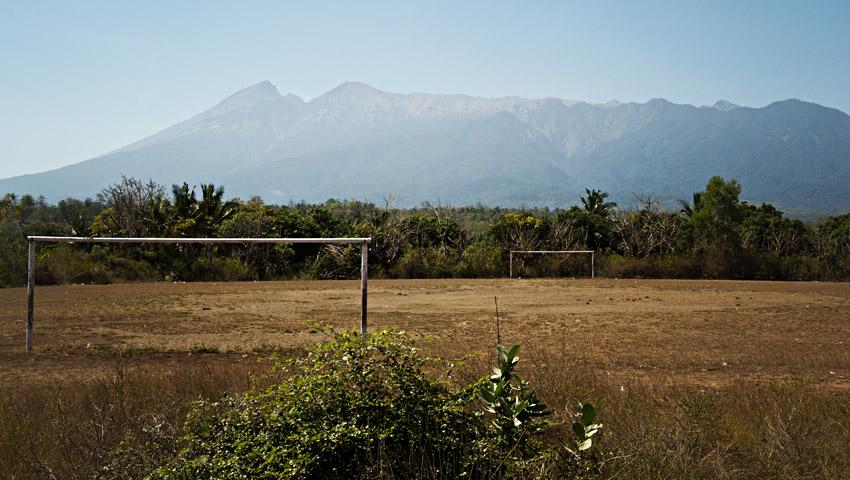 """""""Sportanlage"""" auf Lombok"""