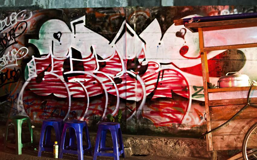Streetart Jakarta