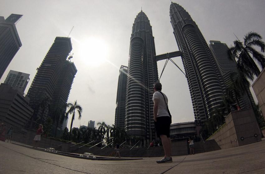 Petronas Towers #1