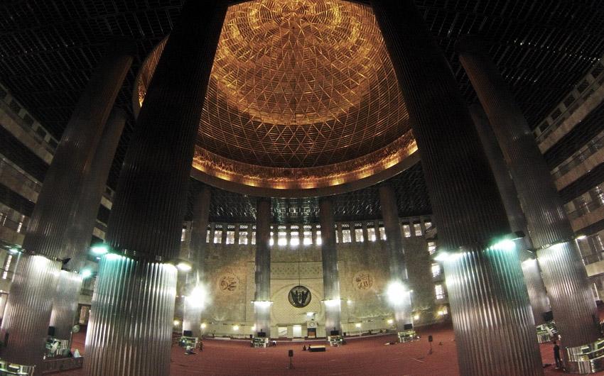 Istiqlal-Moschee